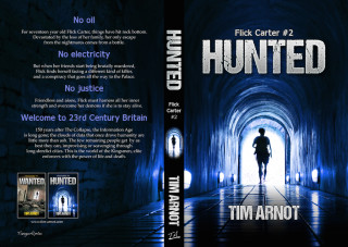 Hunted paperback cover